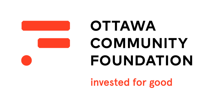Ottawa Community Foundation supports our first year!