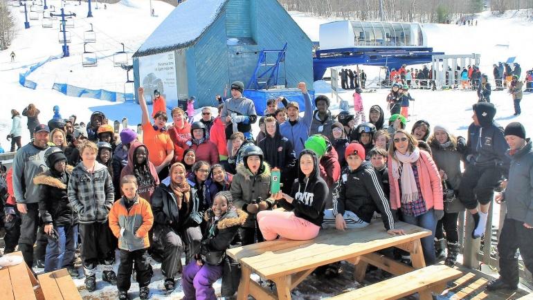 Ski-Day Success!