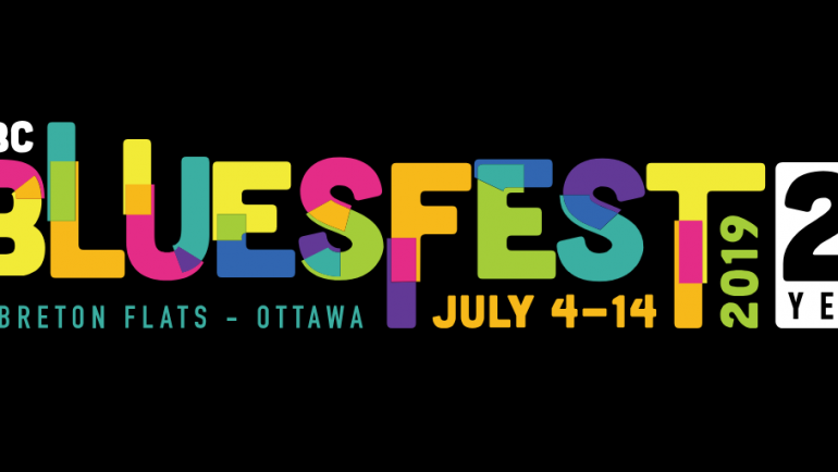 Ottawa RBC Royal Bank Bluesfest 2019!