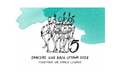 Dancers Give Back Ottawa