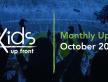 Monthly Update – October 2019