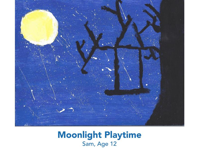 Moonlight Playtime