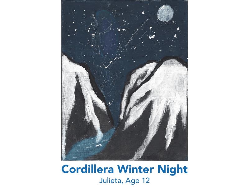 Cordillera Winter Night